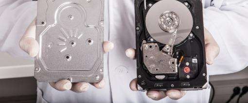 comment récupérer les données perdues sur un disque dur ?